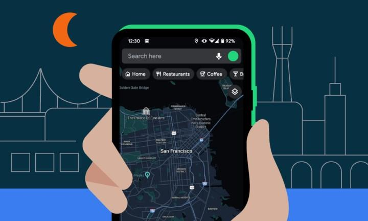 Exciting new features for Android: Google Maps, Messages and more