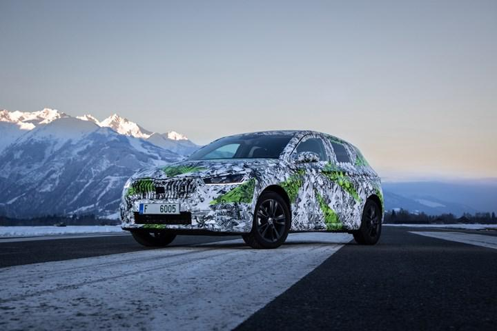 Technical details of the 2021 Skoda Fabia revealed: Petrol only engines and smart solutions