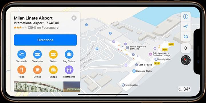Apple's indoor mapping format adopted as standard