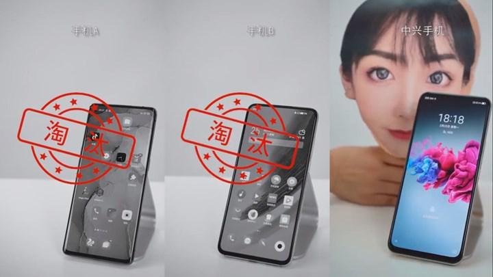 ZTE, ekran altı yüz tanıma sisteminin nasıl çalıştığını gösterdi