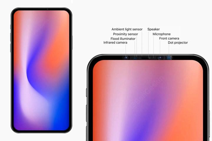 Apple CEO Tim Cook pledges a brand new iPhone: The notch could be history
