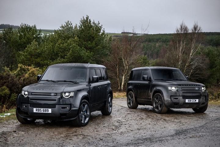 2021 Land Rover Defender V8, 518 beygir güçle geldi