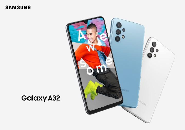 Samsung Galaxy A32 4G tanıtıldı: 90 Hz ekrana sahip ilk A serisi akıllı telefon