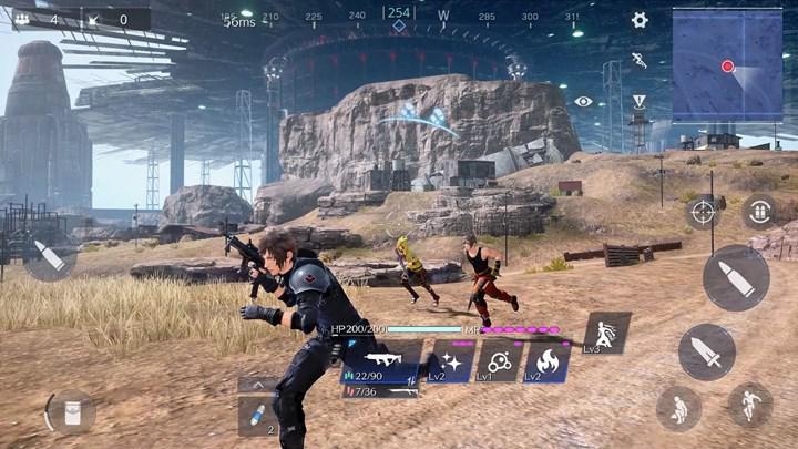 Mobil için iki farklı Final Fantasy VII oyunu duyuruldu: Birisi battle royale türünde