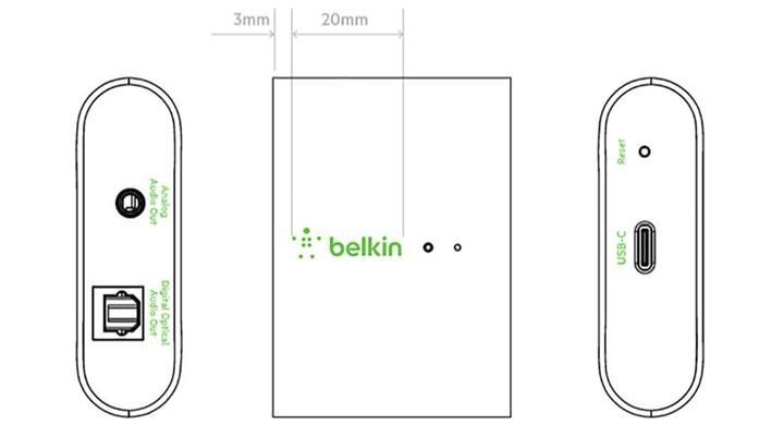 Belkin'den AirPlay 2 uyumlu ses adaptörü geliyor