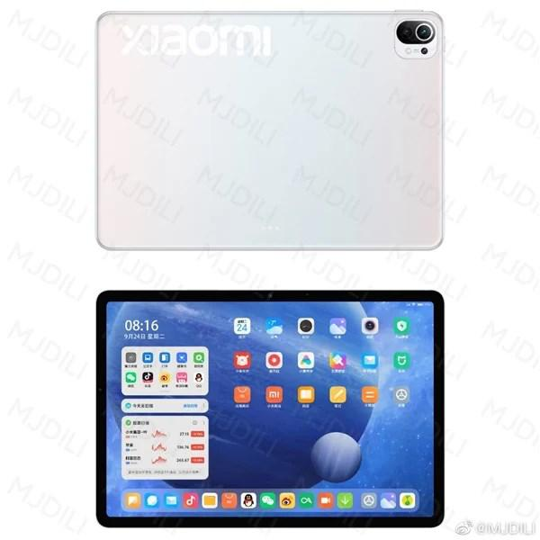 Live view of Xiaomi Mi Pad 5 leaked: Here are the features and expected price