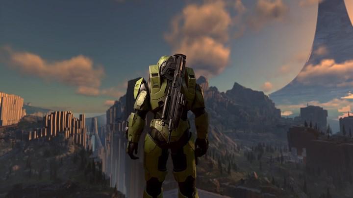 Xbox özel oyunu Halo Infinite'ten oyun içi görseller paylaşıldı