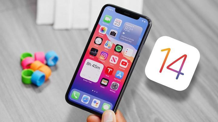 Aktif her 10 iPhone'dan 8'inde iOS 14 yüklü