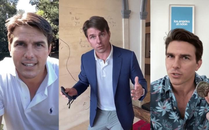Tom Cruise'un gerçeğinden ayırt edilemeyen Deepfake videoları izleyenleri şaşırtıyor