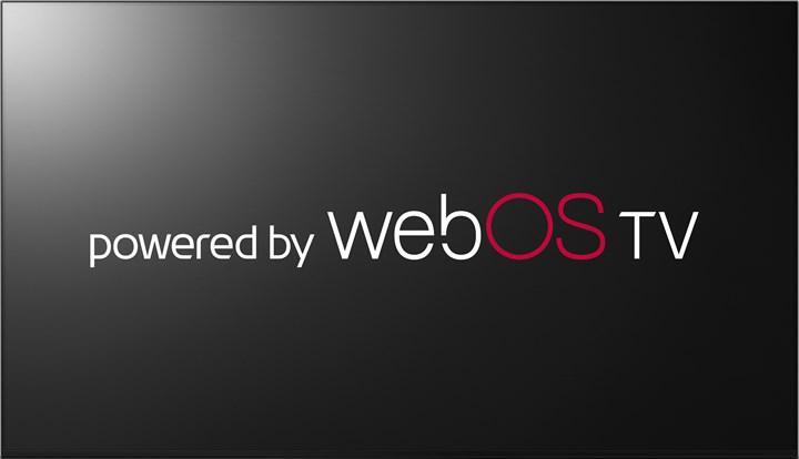 Yerli üretim Sunny TV'lere LG'nin webOS işletim sistemi geliyor