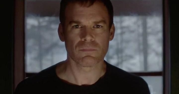 The first image of Dexter, which returned to the screens after 7 years, was shared