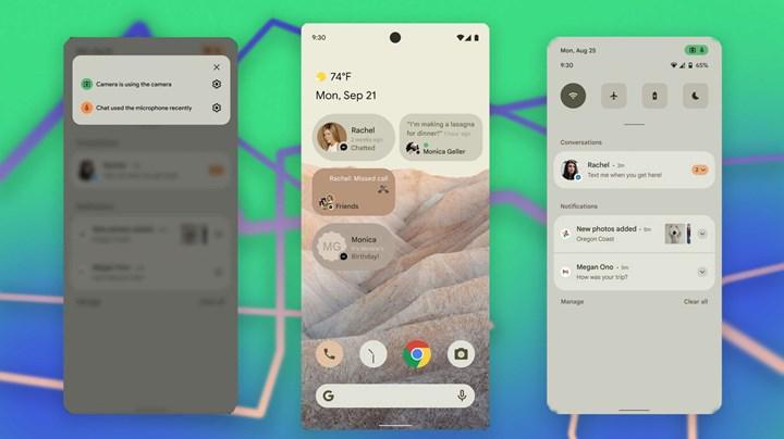 Android 12'yi deneyin: İlk geliştirici önizleme sürümü nasıl yüklenir?