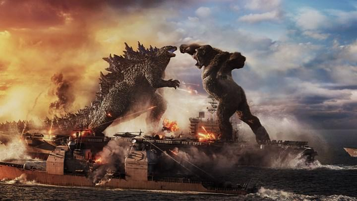 Godzilla vs.  A new trailer was shared from Kong