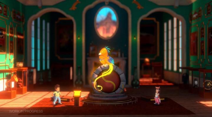 Bulmaca oyunu Lost Twins 2, mobil cihazlara geliyor