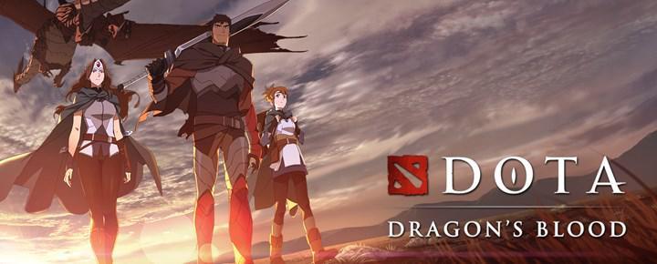 New official trailer of Netflix's Dota anime Dota: Dragon's Blood shared
