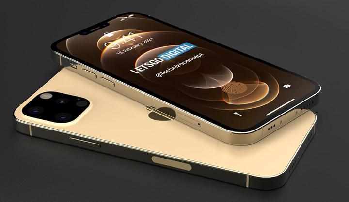 iPhone 13 serisi detaylandı: Çentik küçülüyor, pil kapasitesi artıyor