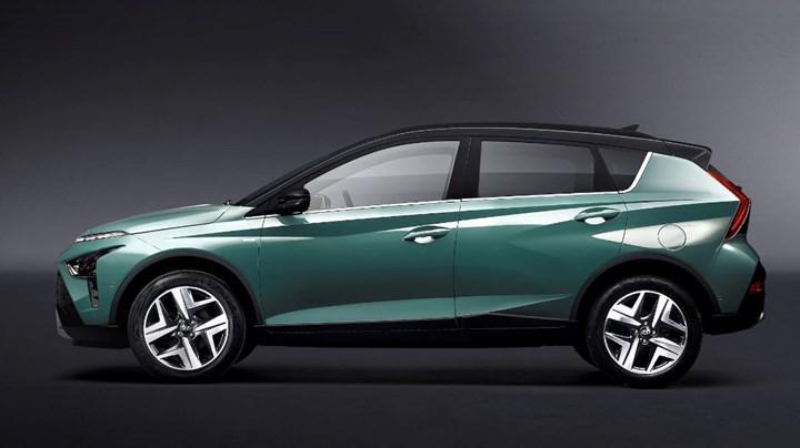 2021 Hyundai Bayon tanıtıldı: İşte tasarımı ve özellikleri