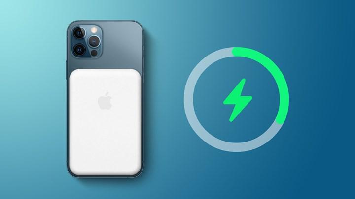 Apple'ın iPhone 12 için çıkaracağı MagSafe özellikli powerbank, ters şarjı destekleyebilir