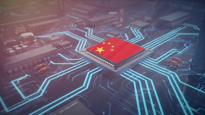 China looted second-hand chip making equipment