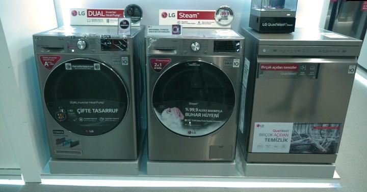 LG's technology for hygiene and cleanliness - LG True Steam!