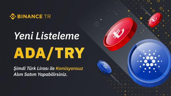 Binance Türkiye'nin mobil uygulaması yayınlandı