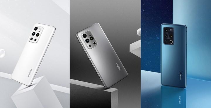 Meizu 18 ve 18 Pro resmen tanıtıldı: İşte tüm detayları