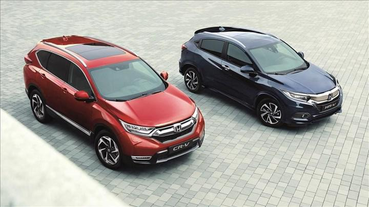 Special offers for March on Honda Civic, CR-V and HR-V models