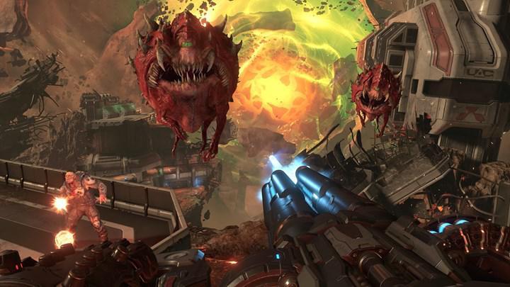 2020'nin en iyi oyunlarından Doom Eternal, 450 milyon dolardan fazla gelir elde etti