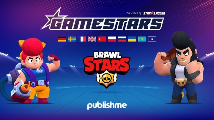 Takımını oluştur! Uluslararası Gamestars Brawl Stars Ligi'nde ülkeni temsil et!
