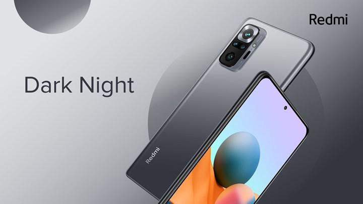 Redmi Note 10 Pro ve Note 10 Pro Max karşınızda