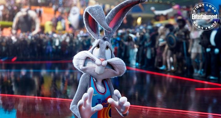 First images of Space Jam 2 with LeBron James shared