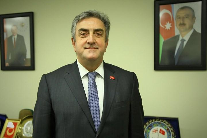 Turkey Space Agency's astronauts instead of the name suggested is Fezag