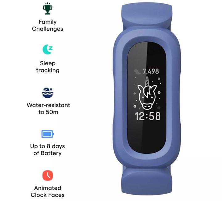 Fitbit's smart bracelet model for kids is on the way: Ace 3