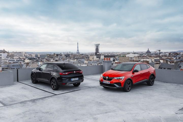Renault Arkana's European adventure begins: here are the price and features