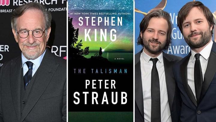 Stranger Things yaratıcıları ve Spielberg, Netflix için Stephen King'in kitabından uyarlama bir dizi hazırlıyor