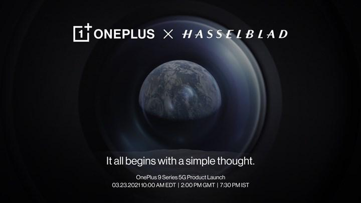 OnePlus 9 series unveiled on March 23