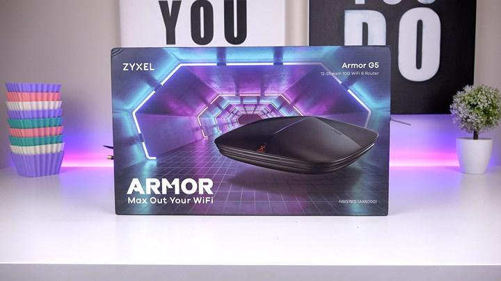 """Dosta güven veriyor, peki ya hızı nasıl? """"Zyxel Armor G5 incelemesi"""""""
