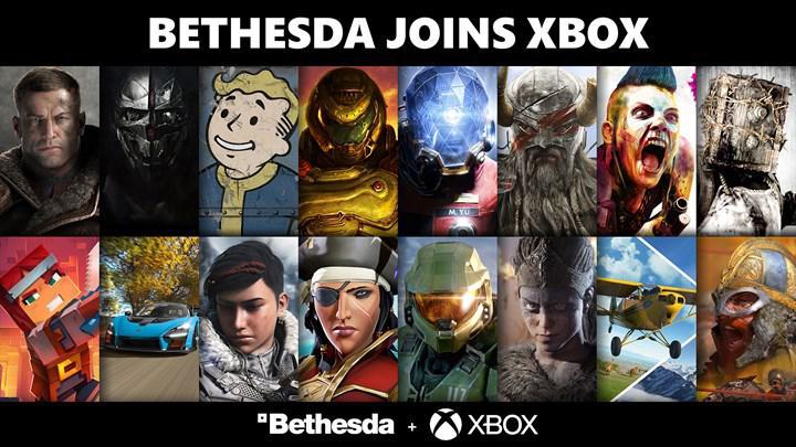 Microsoft, Bethesda anlaşmasını tamamladı: Xbox özel oyunları geliyor