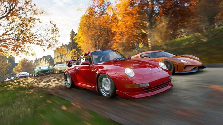 Forza Horizon 4 uygun fiyatıyla Steam'de yayınlandı