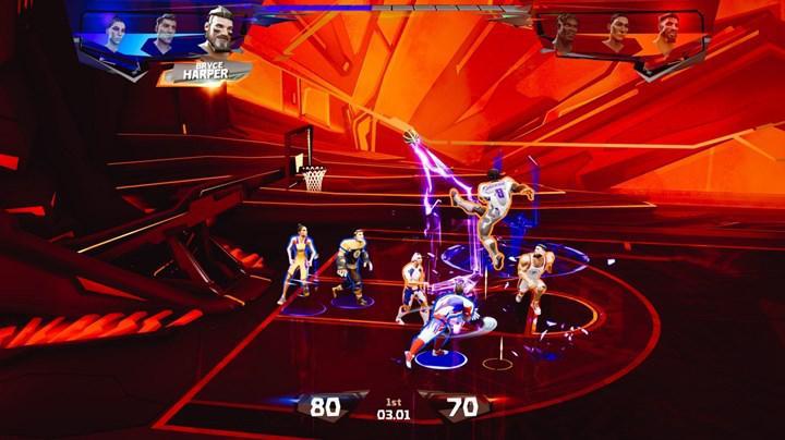 Arcade spor oyunu Ultimate Rivals: The Court, Apple Arcade için duyuruldu
