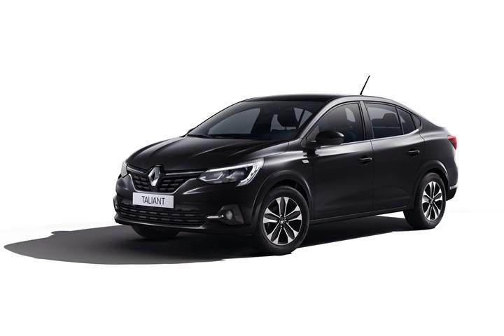İşte yeni Dacia Logan yerine Türkiye'ye gelecek model: 2021 Renault Taliant