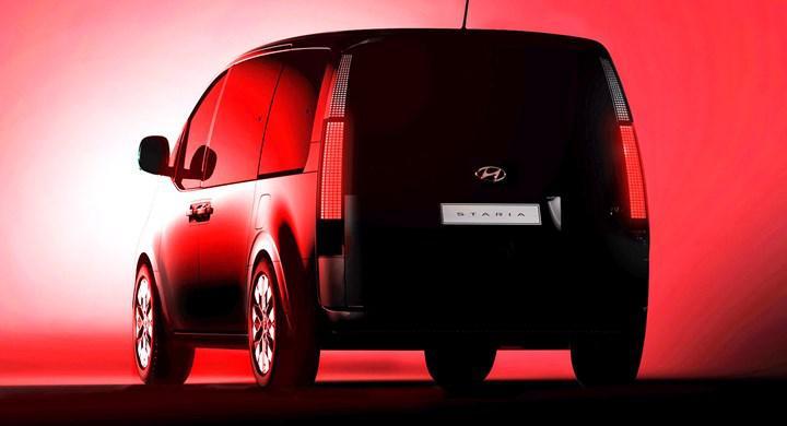 Meet the Staria, Hyundai's new model