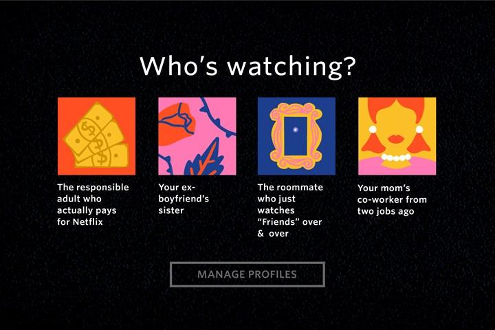 Netflix takes action to prevent account sharing