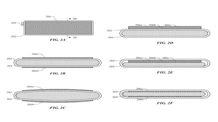 Apple patented technology to detect and prevent battery swelling in iPhones