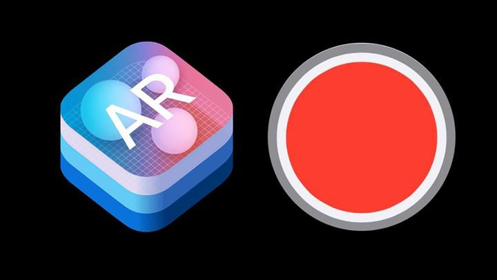 Apple is working to make augmented reality recordable and customizable