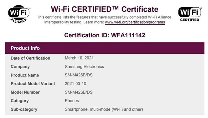 Samsung Galaxy M42 coming: 6000 mAh battery, 90Hz display and 5G