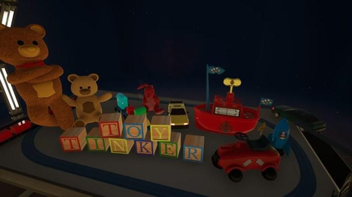 Türk yapımı simülasyon oyunu Toy Tinker Simulator'ın ücretsiz deneme sürümü Steam'de