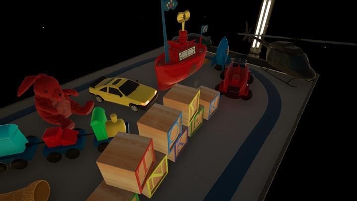 Türk yapımı simülasyon oyunu Toy Tinker Simulator duyuruldu