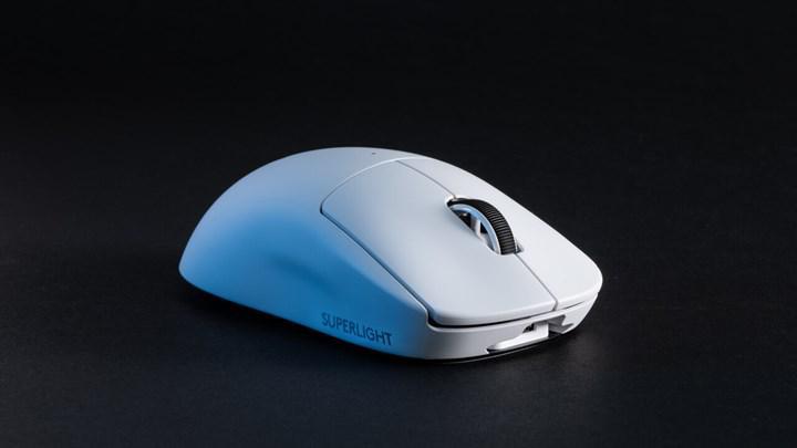Logitech'in en hafif faresi G Pro X SUPERLIGHT ülkemizde satışa sunuldu