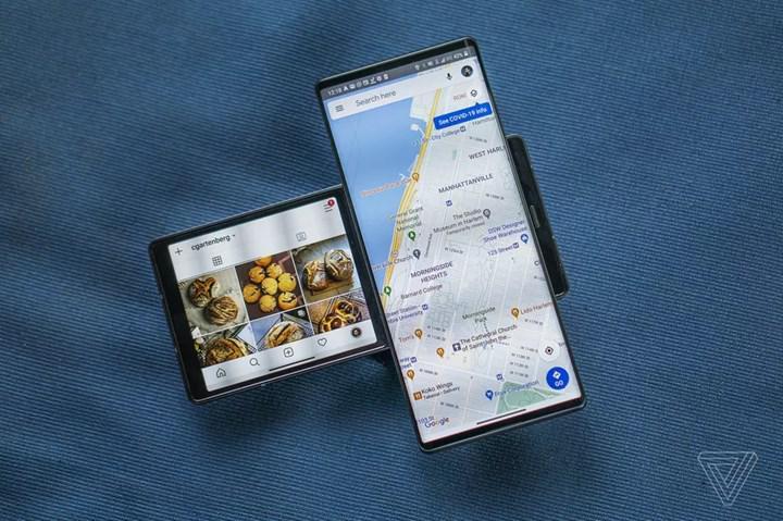 LG'nin Avrupa için Android 11 güncelleme planı ortaya çıktı
